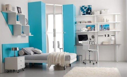 Blue bedroom ideas